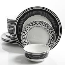 black dinnerware sets. Fine Black To Black Dinnerware Sets