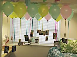 birthday room decoration ideas fashion hairstyle trends