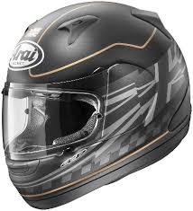 Details About Arai 818013 Large Uk Flag Black Frost Signet Q Helmet