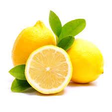 Limones para preparar ambientadores caseros