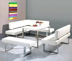 corner breakfast nook furniture contemporary decorations. Decoration: Modern Breakfast Nook Furniture White Corner Table Set Sets Corner Breakfast Nook Furniture Contemporary Decorations T