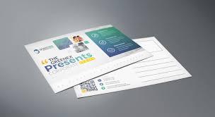 Vega Graphic Design Vega Professional Stylish Postcard Template Cards