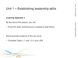 Chuff Chart Download Sl1 Level 1 Qualification In Sports Leadership Tutor