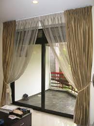 fancy curtains for sliding glass door and top 25 best sliding door curtains ideas on home decor patio door