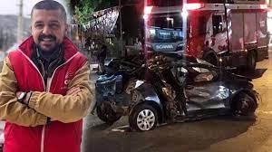 Antalya'da CHP Konyaaltı Gençlik Kolları Başkanı Deniz Demiral, kazada  yaşamını yitirdi