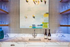 lighted stacked floating wet bar shelves view full size