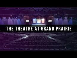 3d Digital Venue The Theatre At Grand Prairie Youtube