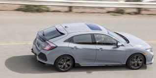 2018 honda civic hatchback grey. it\u0027s been a long time since honda offered civic hatchback in the u.s. market\u20142005 saw demise of seventh-generation si hatch. 2018 grey h