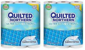 HOT* Target: Quilted Northern Ultra Soft & Strong 12 Double Roll ... & Quilted Northern Bath Tissue users - head over to Target for an amazing  deal on the Ultra Soft & Strong Toilet Paper 12 Double Roll Packs! Adamdwight.com