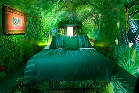 Rainforest Bedroom Jungle Themed Bedroom Old Mac Daddy Luxury Trailer Park In South