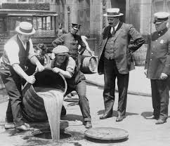 prohibition agents destroying perfectly good booze will make you cry mashable