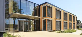 sustainable office building. This Is The Most Sustainable Office In World Building