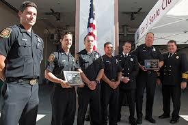 santa clara fire department s 2016 service awards ceremony honors life saving heroes the silicon valley