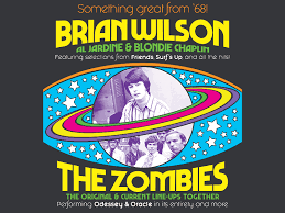 Brian Wilson and The Zombies - STG Presents
