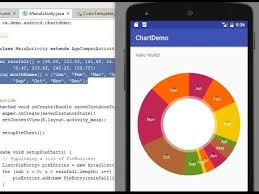 Custom Pie Chart Android Example Creating A Pie Graph Android Programming