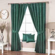 White And Green Living Room Green Living Room Curtains For Modern Interior
