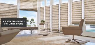 Windows Treatment For Living Room Uv Protective Blinds Shades Sheers For Living Rooms Home Trends