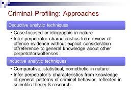simon fraser university psyc professor ronald roesch ppt 26 criminal profiling approaches