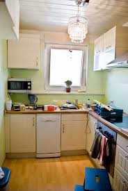 Tiny Kitchen Kitchen Room Tiny Kitchen Painted White Pudel Design Featured On