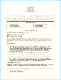 Elementary Teacher Resume Sample Resume Of A Teacher Captivating New Teacher Resume Examples 40