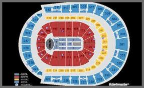 13 Ageless Nashville Preds Seating Chart