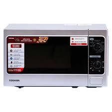 Lò vi sóng cơ có nướng Toshiba ER-SGM20(S1)VN dung tích 20 lít giá rẻ tại  Sơn Hùng