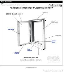 anderson door and window parts pictures gallery of window parts andersen window sliding glass door parts