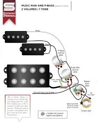 wiring diagrams seymour duncan part 36 Seymourduncan Com Wiring Diagram 1 music man, 1 p bass, 2 volume, 1 tone seymour duncan com support wiring diagrams