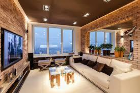 New York Loft Interior Design Stylish Laconic And Functional New York Loft Style Interior