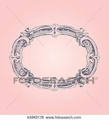 antique frame drawing. Clip Art - Antique Frame. Fotosearch Search Clipart, Illustration  Posters, Drawings, Antique Frame Drawing A