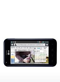 LG Optimus F3Q: Smartphone with 4.0 ...