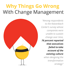 Change Management Tips To Ensure A Smooth Company Transition