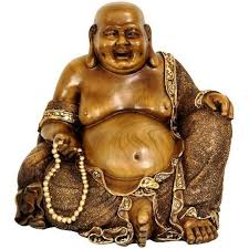 Happy Buddha (Hotei) - Good Luck and Abundance Feng Shui Energy