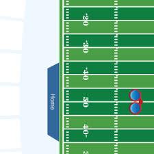 Lambeau Field Interactive Football Seating Chart Section