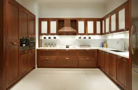 Modern Kitchen Wood Cabinets Modern Wood Kitchen Cabinets With Brown Island Also Cabinetry Also