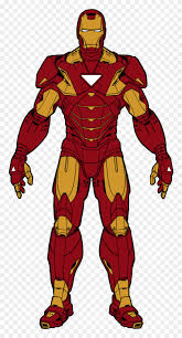 Download files and build them with your 3d printer, laser cutter, or cnc. Iron Man Cartoon Drawing Color Avengers Iron Man Toy Free Transparent Png Clipart Images Download