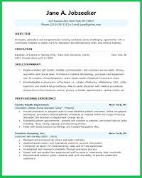 Resume For New Graduate Cool Resume For Graduate School Nursing
