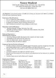 Best Looking Resume Format Resume Sample Source