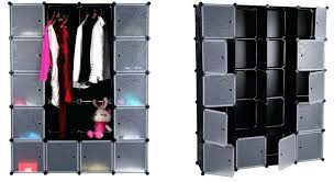garment storage closet big size garment storage wardrobe made of plastic metal frame and brackets garment storage portable closet system