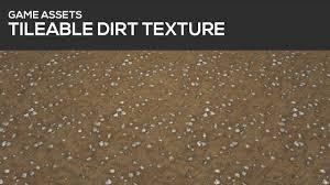 dirt texture seamless. GAME ASSET TUTORIAL - Tileable Dirt Texture Seamless