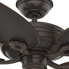 outdoor onyx bengal ceiling fan 55073