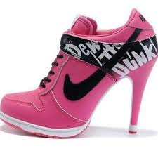 nike shoes high tops hot pink. nike-high-heels-white-pink-pink-nike-high- nike shoes high tops hot pink