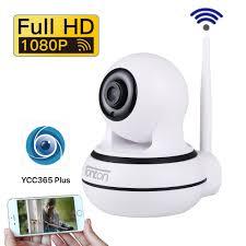 Tonton 1080P Không Dây IP Camera An Ninh Ngôi Nhà Camera Giám Sát Camera  Wifi 2 Chiều Camera Quan Sát Trẻ Em YCC365|Camera giám sát