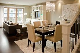 Dining Room And Living Room Decorating Ideas Inspiration Ideas