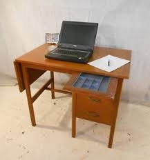 retro home office. image is loading retroteakdeskvintagecomputerdeskofficedesk retro home office