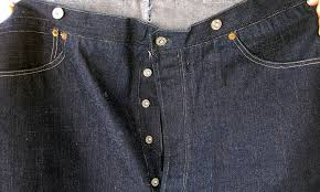 Very Vintage Levis Jeans From 1893 Put Up For Auction