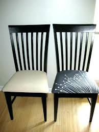 3 how to recover dining chairs great reupholstering dining room chairs recover dining room chairs