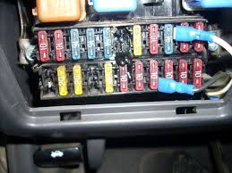 what happend to fuse check out pics 90 95 wd21 pathfinders posted image