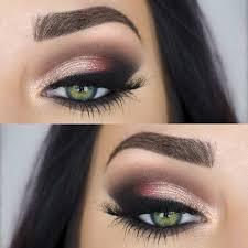 31 pretty eye makeup looks for green eyes coppereyes makeup eye makeup and pretty eye makeup