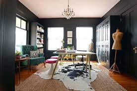 eclectic design home office. Home Office Rugs Eclectic Design Ideas  Area